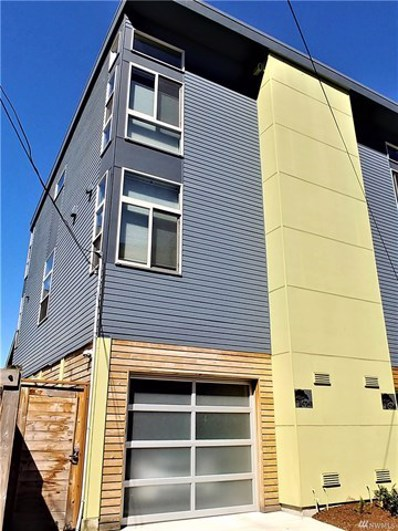 4724 8th Ave NE UNIT B, Seattle, WA 98105 - MLS#: 1445652