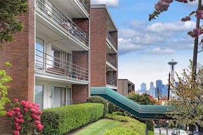 530 W Olympic Place UNIT 206, Seattle, WA 98119 - #: 1448241
