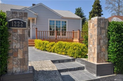 1222 S Ridgewood Ave, Tacoma, WA 98405 - MLS#: 1449746