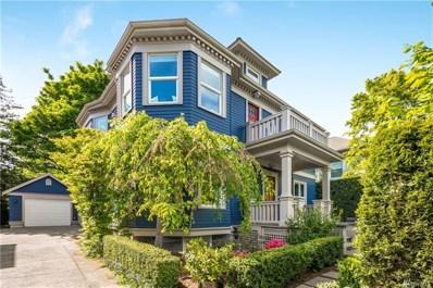 521 Malden Avenue E, Seattle, WA 98112 - #: 1450728