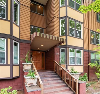 209 N 39th St UNIT 202, Seattle, WA 98103 - MLS#: 1451747