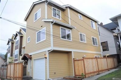 5031 12th Ave NE UNIT B, Seattle, WA 98105 - MLS#: 1455201