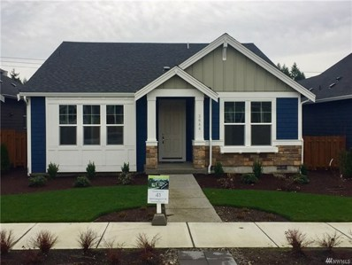 3644 Oakwood (lot 41) St SE, Lacey, WA 98513 - MLS#: 1455662