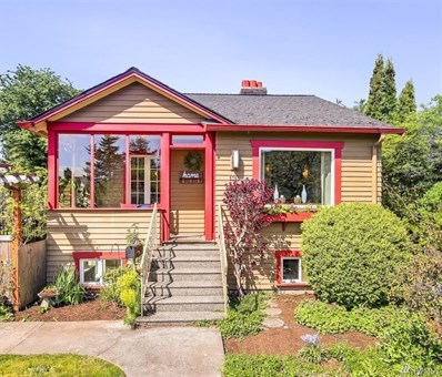 6745 36th Ave SW, Seattle, WA 98126 - MLS#: 1455857