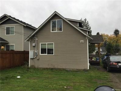 8438 S D St, Tacoma, WA 98444 - MLS#: 1457081