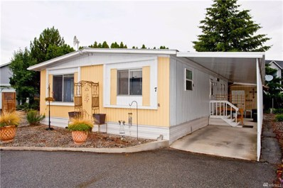 1311 Maple St UNIT 7, Wenatchee, WA 98801 - #: 1457226