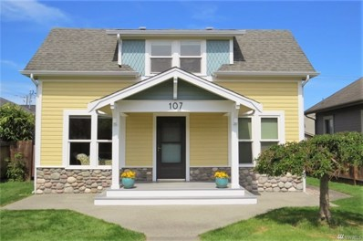 107 E 6th St, Port Angeles, WA 98362 - #: 1461050