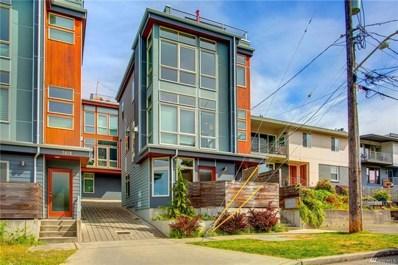 3422 NW Market St, Seattle, WA 98107 - MLS#: 1462325