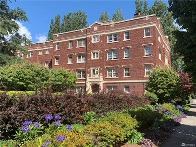 110 W Highland Drive UNIT 411, Seattle, WA 98119 - MLS#: 1462435