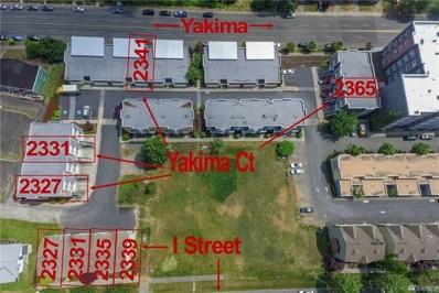2335 S I St, Tacoma, WA 98405 - MLS#: 1465551
