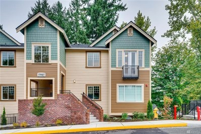 5985 185TH Court NE UNIT 1-102, Redmond, WA 98052 - #: 1467270