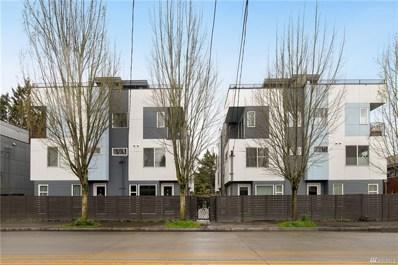 819 S Cloverdale St UNIT c, Seattle, WA 98108 - MLS#: 1467275