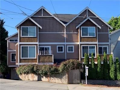 411 NW Market St UNIT B, Seattle, WA 98107 - MLS#: 1467861