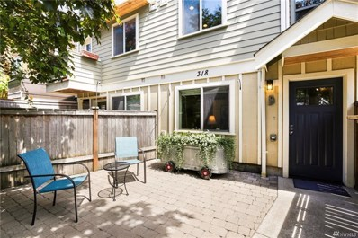318 25th Ave S UNIT B, Seattle, WA 98144 - MLS#: 1468916