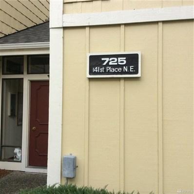 725 141st Place NE UNIT A2, Bellevue, WA 98007 - MLS#: 1472115