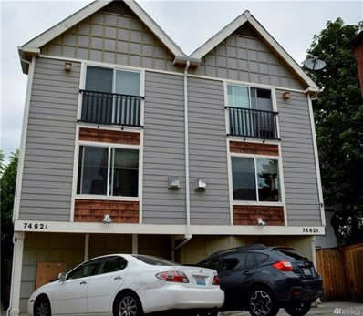 7462 4th Ave NE UNIT A, Seattle, WA 98115 - MLS#: 1475494