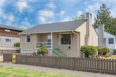4822 SW Juneau, Seattle, WA 98136 - MLS#: 1476205