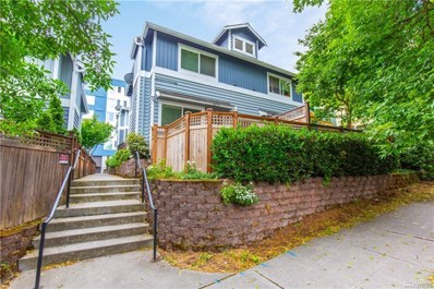2027 S Main St UNIT B, Seattle, WA 98144 - MLS#: 1477776