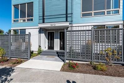 1612 California Ave SW, Seattle, WA 98116 - MLS#: 1479260