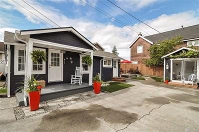 4417 SW Dawson St, Seattle, WA 98136 - MLS#: 1479498