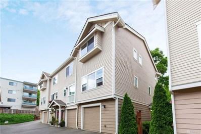 3310 NE 123rd St UNIT D, Seattle, WA 98125 - MLS#: 1479631