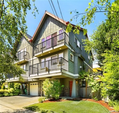 508 N 44th St, Seattle, WA 98103 - MLS#: 1481359