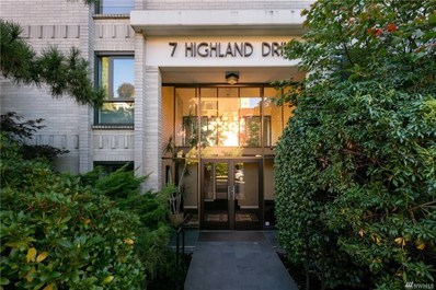 7 Highland Dr UNIT 404, Seattle, WA 98109 - MLS#: 1482820