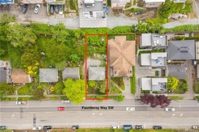 5030 Fauntleroy Way SW, Seattle, WA 98136 - #: 1484996