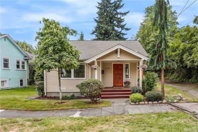 615 NE 55th St, Seattle, WA 98105 - MLS#: 1485178
