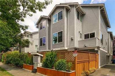 8542 Midvale Ave N UNIT B, Seattle, WA 98103 - MLS#: 1486915