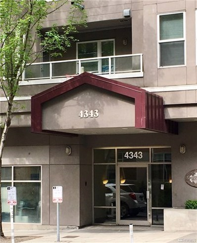4343 Roosevelt Way NE UNIT 303, Seattle, WA 98105 - #: 1487087