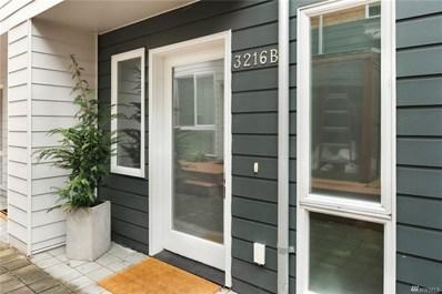 3216 21st Ave W UNIT B, Seattle, WA 98199 - MLS#: 1487782