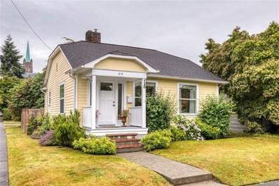 819 NE 55th St, Seattle, WA 98105 - MLS#: 1488685