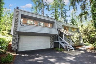 1815 107th Ave SE, Bellevue, WA 98004 - MLS#: 1494307