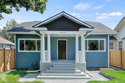 5446 35th Ave SW, Seattle, WA 98126 - MLS#: 1494695