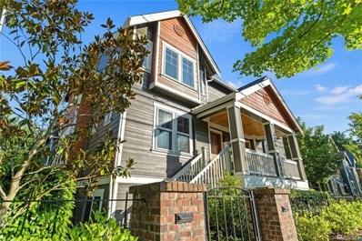 5819 55th Ave NE UNIT B, Seattle, WA 98105 - MLS#: 1494766