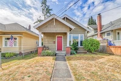 3814 N 24th St, Tacoma, WA 98406 - MLS#: 1500012