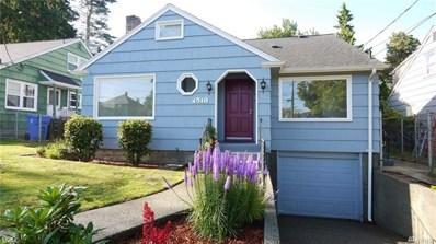 4518 N 24th St, Tacoma, WA 98406 - MLS#: 1502117