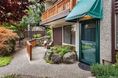 2636 NW 59th St UNIT 3, Seattle, WA 98107 - #: 1504346