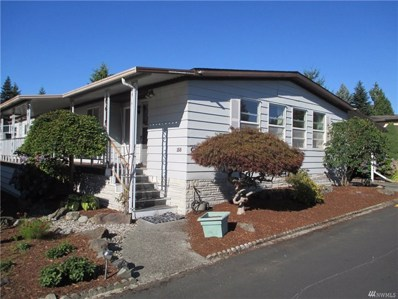 620 112th St SE UNIT 158, Everett, WA 98208 - #: 1504586