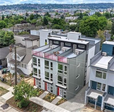 5511 4th Ave NW, Seattle, WA 98107 - MLS#: 1506719