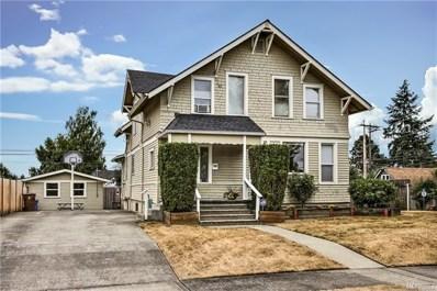 4635 S J St, Tacoma, WA 98408 - MLS#: 1506957
