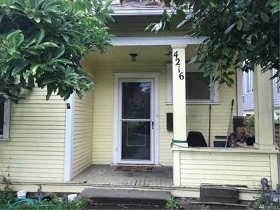 4216 Linden Ave N, Seattle, WA 98103 - MLS#: 1507862