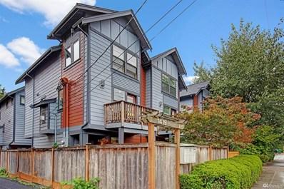 1423 NW 65TH Street UNIT D, Seattle, WA 98117 - #: 1509768