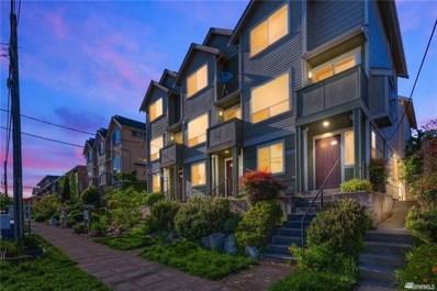 1408 NW 64th St UNIT C, Seattle, WA 98107 - #: 1509773