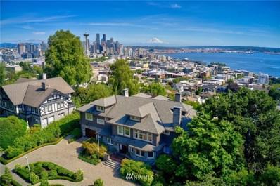 421 W Highland Dr, Seattle, WA 98119 - MLS#: 1510873