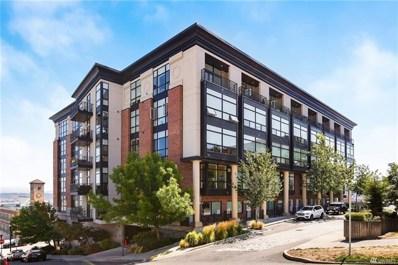 708 Market St UNIT 711, Tacoma, WA 98402 - MLS#: 1511333