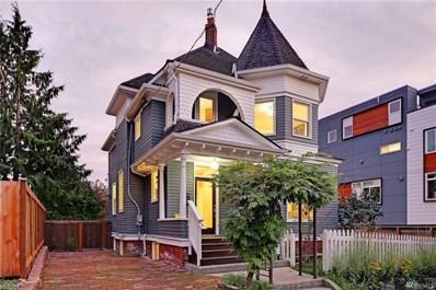 1711 E Spruce St, Seattle, WA 98122 - MLS#: 1511394