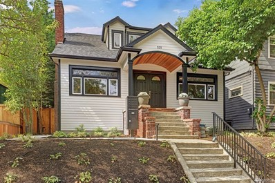 525 20th Ave E, Seattle, WA 98112 - MLS#: 1513600
