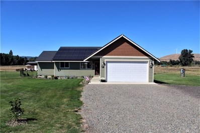 244 Rocky River Road, Ellensburg, WA 98926 - MLS#: 1514125